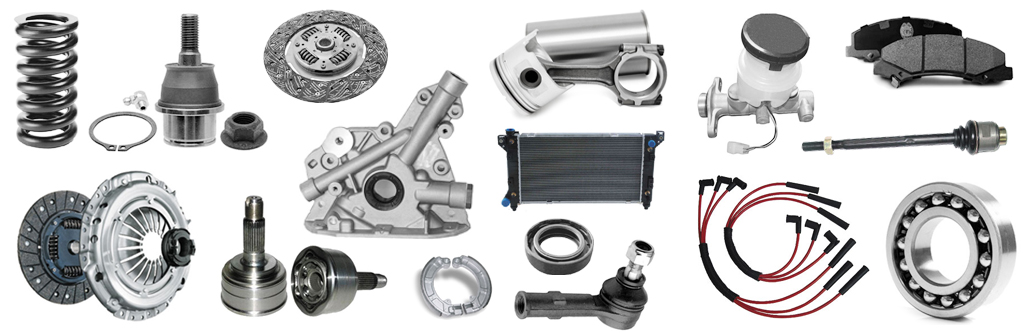 Car Spare Parts Manufacturers, Suppliers and Exporters in India ...