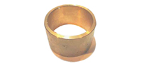 mf tractor bush brass for hydraulic lift arm manufacturer from india