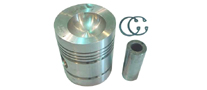 mf tractor piston with pin manufacturer from india