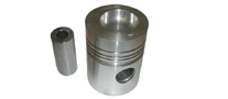mf tractor piston with circlip exporter from india