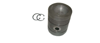 mf tractor piston with pin top manufacturer from india