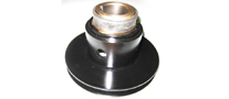 mf tractor pulley for crankshaft supplier from india