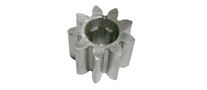 mf tractor gear spline supplier from india