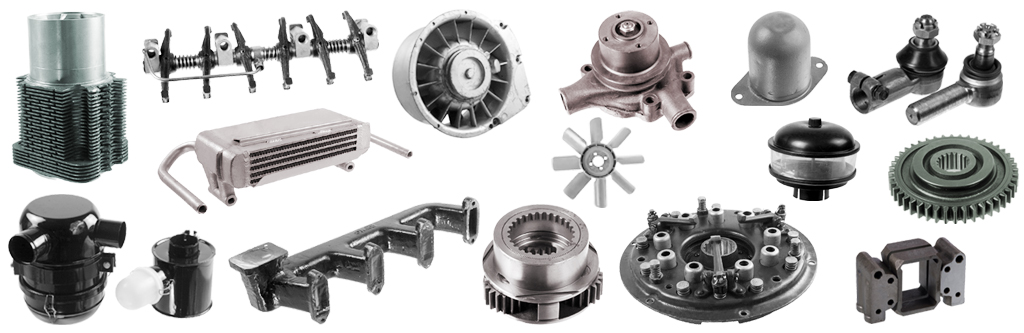 tractor spare parts supplier from india