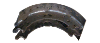 bpw trailer brake shoe manufacturer from india