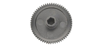volvo truck 53 teeth gear with bush manufacturer from india