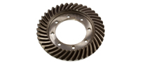 volvo truck gear with bush for oil pump manufacturer from india