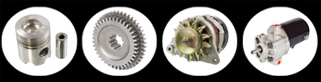 spare parts manufacutrer, supplier and exporter from india